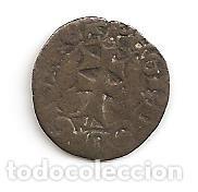 FERNANDO V 1452-1516 MONEDA DINERO (VELLÓN). N.D. CECA ARAGON S 0,80GR-16MM. MBC- (Numismática - Medievales - Castilla y León)
