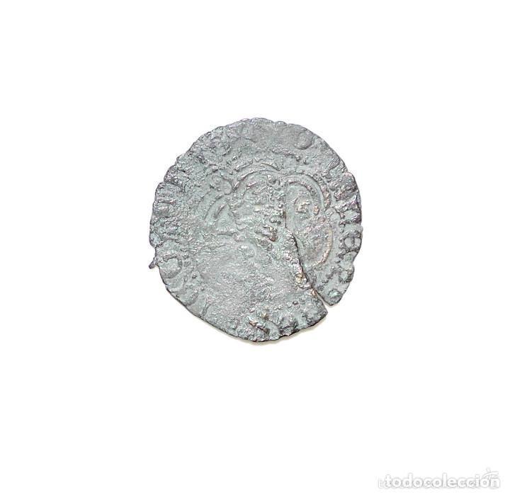 Monedas medievales: BLANCA DE JUAN II, CECA DE SEVILLA - Foto 2 - 128576111