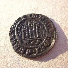 Monedas medievales: 55--ESPAÑA - ENRIQUE III (1390-1406) BLANCA DE VELLÓN. BURGOS - 23 MM / 2,10 GR-MBC. Lote 129159739