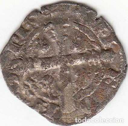 REINO DE LEON: ALFONSO IX (1188-1230) DINERO - SANTIAGO DE COMPOSTELA / AB-130 = RARA (Numismática - Medievales - Castilla y León)