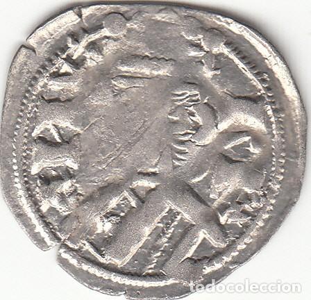 CASTILLA: ALFONSO VIII ( 1158-1214 ) DINERO CRECIENTE / AB-204.2 (Numismática - Medievales - Castilla y León)