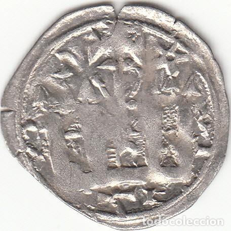 Monedas medievales: CASTILLA: ALFONSO VIII ( 1158-1214 ) DINERO CRECIENTE / AB-204.2 - Foto 2 - 130262242