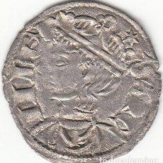 Monedas medievales: CASTILLA: SANCHO IV ( 1284-1295 ) CORNADO LEON / AB-299.1. Lote 130332982