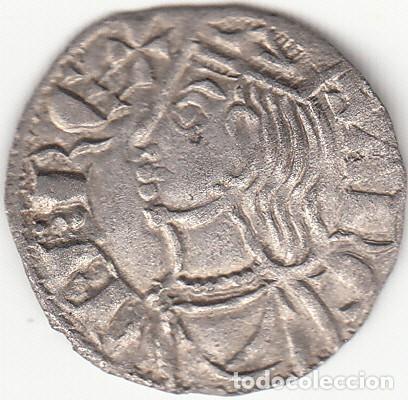 CASTILLA: SANCHO IV ( 1284-1295 ) CORNADO LEON / AB-299.6 (Numismática - Medievales - Castilla y León)