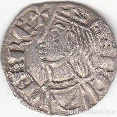 Monedas medievales: CASTILLA: SANCHO IV ( 1284-1295 ) CORNADO LEON / AB-299.6. Lote 130333254