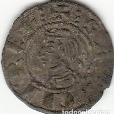 Monedas medievales: CASTILLA: SANCHO IV ( 1284-1295 ) MIAJA CORONADA TOLEDO / AB-314. Lote 130418698