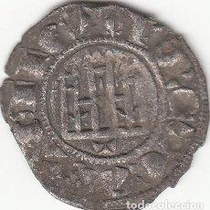 Monedas medievales: CASTILLA: FERNANDO IV ( 1295-1312 ) DINERO TOLEDO / AB-326, COMO PEPION. Lote 130419150