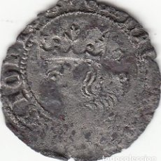 Monedas medievales: CASTILLA: ENRIQUE II ( 1368-1379 ) CRUZADO BURGOS / AB-451.1 / ESCASA. Lote 130420442