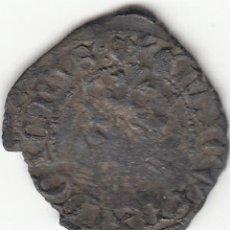 Monedas medievales: CASTILLA: ENRIQUE II ( 1368-1379 ) CRUZADO SIN MARCA CECA / AB-456.VARIANTE. Lote 130421302