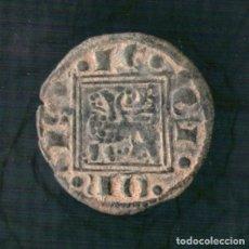 Monedas medievales: OBOLO ALFONSO X ( EL SABIO ) CECA DE BURGOS - ( AÑO 1252-1284 ) .. Lote 130600374