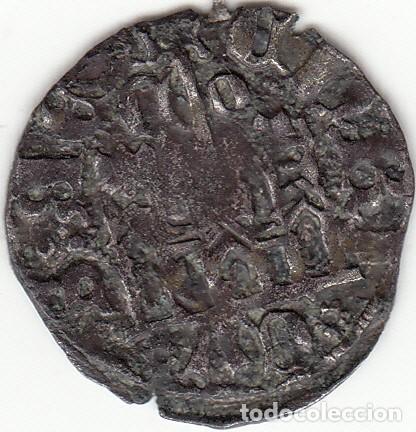 Monedas medievales: CASTILLA: ENRIQUE II ( 1368-1379 ) CORNADO CORDOBA / AB-481 - Foto 2 - 130755644