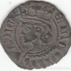 Monedas medievales: CASTILLA: ENRIQUE II ( 1368-1379 ) CORNADO BURGOS / AB-486. Lote 130756108