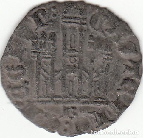 Monedas medievales: CASTILLA: ENRIQUE II ( 1368-1379 ) CORNADO BURGOS / AB-486 - Foto 2 - 130756108