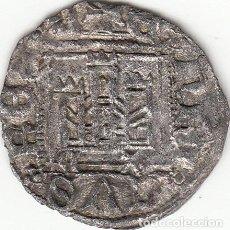 Monedas medievales: CASTILLA: ENRIQUE II ( 1368-1379 ) NOVEN ZAMORA / AB-501.5 VARIANTE - ESCASA. Lote 130757016