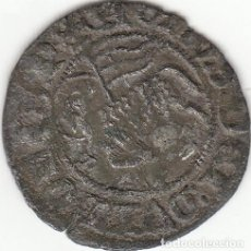 Monedas medievales: CASTILLA: JUAN I (1379 - 1390 ) BLANCA DEL AGNUS DEI - SEVILLA / AB-555.2. Lote 130757416