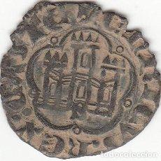 Monedas medievales: CASTILLA: ENRIQUE III (1390-1406) ) MEDIA BLANCA - SEVILLA / AB-607. Lote 130779896