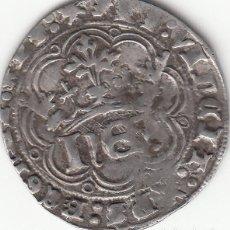 Monedas medievales: CASTILLA: ENRIQUE IV (1454-1474) REAL DE ANAGRAMA - BURGOS / AB-708.2. Lote 130783508