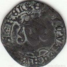 Monedas medievales: CASTILLA: ENRIQUE IV (1454-1474) CUARTILLO - AVILA / AB-738.VARIANTE - ESCASA. Lote 130853324