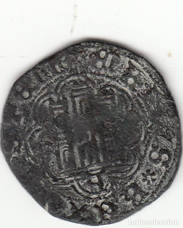 Monedas medievales: CASTILLA: ENRIQUE IV (1454-1474) CUARTILLO - AVILA / AB-738.VARIANTE - ESCASA - Foto 2 - 130853324