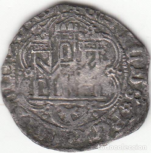 Monedas medievales: CASTILLA: ENRIQUE IV (1454-1474) MEDIO CUARTILLO - TOLEDO / AB-771 - ESCASA - Foto 2 - 130854104