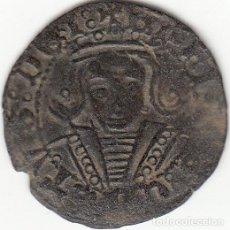 Monedas medievales: CASTILLA: ENRIQUE IV (1454-1474) MEDIO CUARTILLO - JAEN / AB-775. Lote 130856100