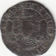 Monedas medievales: CASTILLA: ENRIQUE IV (1454-1474) MEDIO CUARTILLO - SEVILLA / AB-780.4 - ESCASA. Lote 130857016