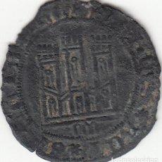 Monedas medievales: CASTILLA: ENRIQUE IV (1454-1474) MARAVEDI - SEGOVIA/ AB-805.3. Lote 130857472
