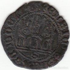 Monedas medievales: CASTILLA: ENRIQUE IV (1454-1474) MARAVEDI - SEVILLA / AB-806. Lote 130857800