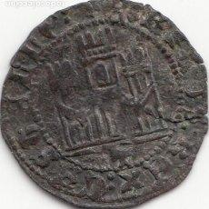 Monedas medievales: CASTILLA: ENRIQUE IV (1454-1474) MARAVEDI - TOLEDO / AB-807.VARIANTE. Lote 130858184