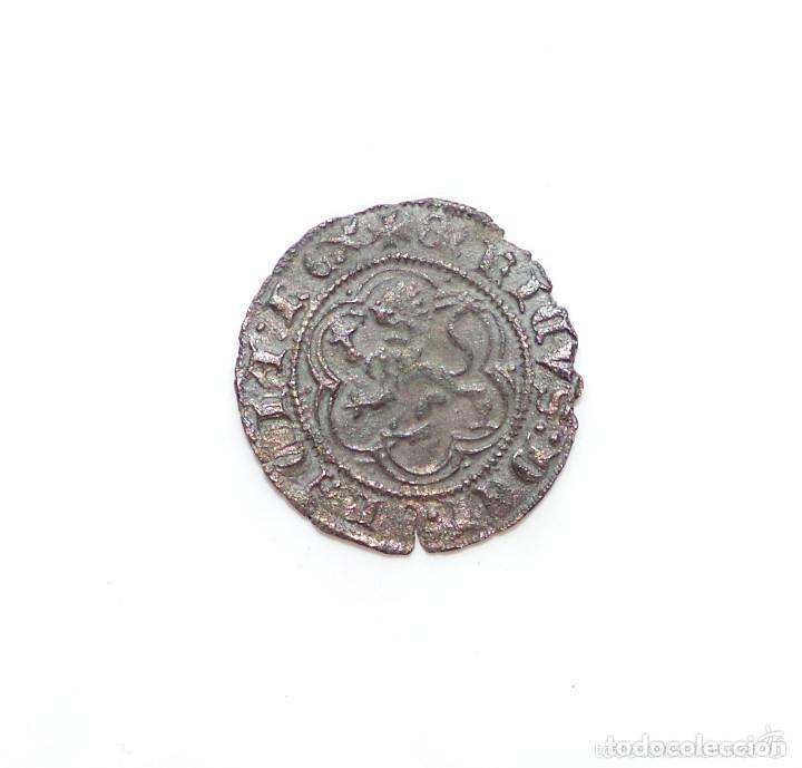 BLANCA ENRIQUE III DE BURGOS (Numismática - Medievales - Castilla y León)