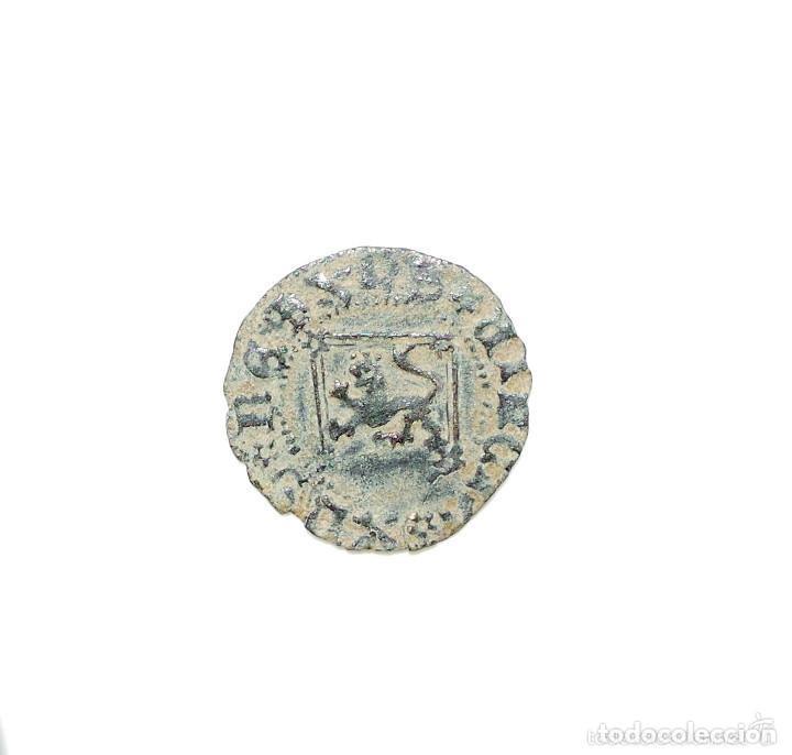 ENRIQUE IV DE CASTILLA LEON. BLANCA DE SEVILLA (Numismática - Medievales - Castilla y León)