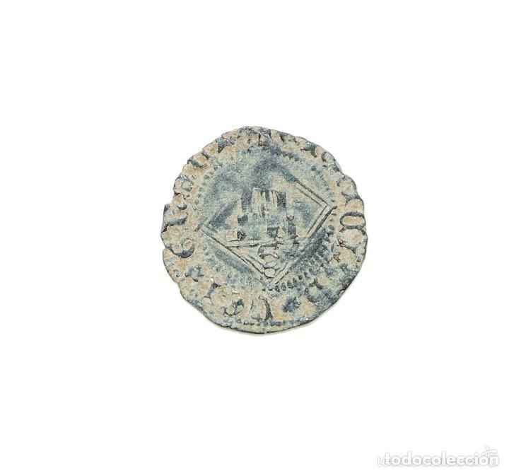 Monedas medievales: Enrique IV de Castilla Leon. blanca de SEVILLA - Foto 2 - 195076482