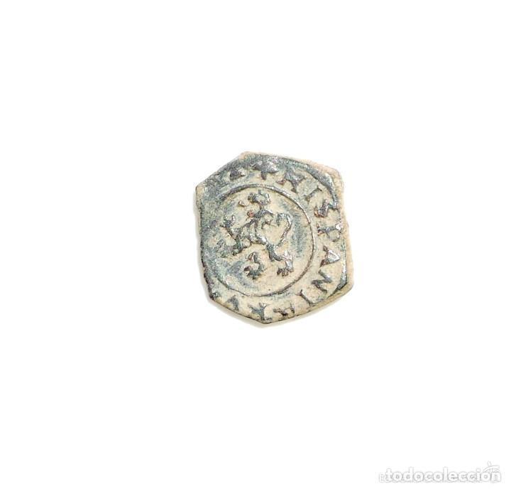 FELIPE IV 2 MARAVEDIS 1622 BURGOS (Numismática - Medievales - Castilla y León)