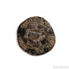 Monedas medievales: BLANCA DE VELLÓN DE ENRIQUE II DE NAVARRA (1516-1555). Lote 132684342