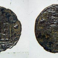 Monedas medievales: MONEDA DE ALFONSO X OBOLO. Lote 132836746