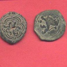 Monedas medievales: LOTE 4 MONEDAS ANTIGUAS MEDIEVALES A CLASIFICAR, VER FOTOS. Lote 133388806
