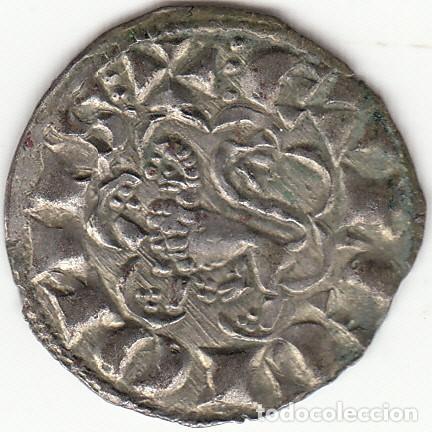 Monedas medievales: CASTILLA: ALFONSO X (1252-1284) NOVEN BURGOS / AB-263.3 - Foto 2 - 134203570