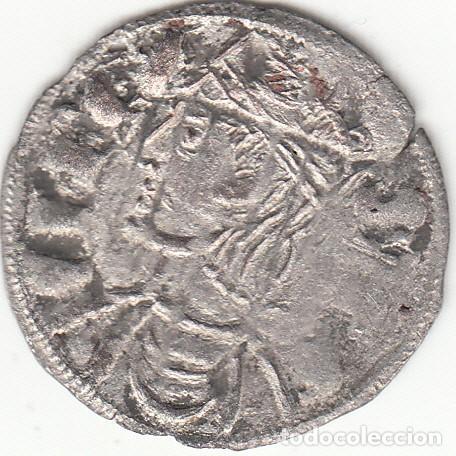 CASTILLA: SANCHO IV (1284-1295) CORNADO LEON / AB-299.4 (Numismática - Medievales - Castilla y León)
