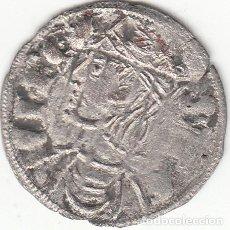 Monedas medievales: CASTILLA: SANCHO IV (1284-1295) CORNADO LEON / AB-299.4. Lote 134305818