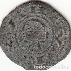 Monedas medievales: CASTILLA: ALFONSO I ARAGON (1109-1126) OBOLO TOLEDO / AB-26.1. Lote 134315086