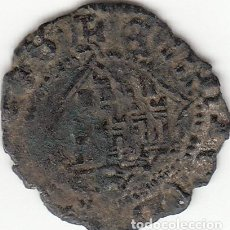 Monedas medievales: CASTILLA: ENRIQUE IV (1454-1474) BLANCA ROMBO SEVILLA / AB-834. Lote 134560498