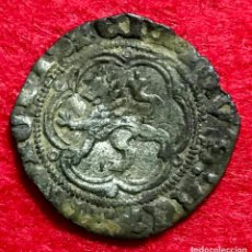 Monedas medievales: BLANCA DE JUAN II - 1406/1454 - CECA SEVILLA - MBC. Lote 134854558