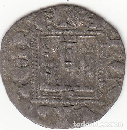CASTILLA: ALFONSO XI ( 1312-1350 ) - NOVEN BURGOS / 355.1 (Numismática - Medievales - Castilla y León)