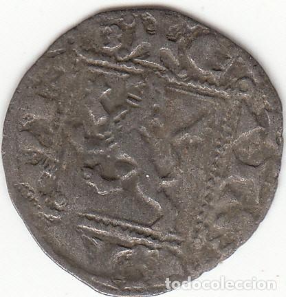 Monedas medievales: CASTILLA: ALFONSO XI ( 1312-1350 ) - NOVEN BURGOS / 355.1 - Foto 2 - 135244170