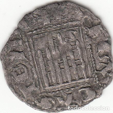 CASTILLA: ALFONSO XI ( 1312-1350 ) - NOVEN SEVILLA / 358.3 (Numismática - Medievales - Castilla y León)
