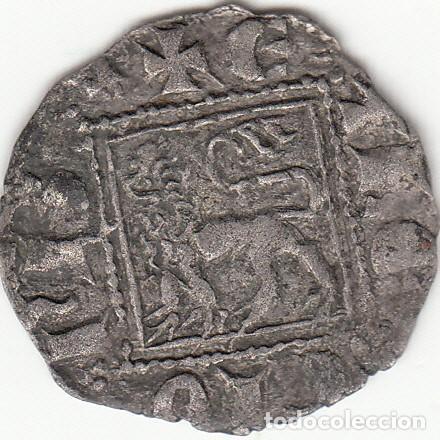 Monedas medievales: CASTILLA: ALFONSO XI ( 1312-1350 ) - NOVEN SEVILLA / 358.3 - Foto 2 - 135245582