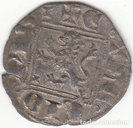 Monedas medievales: CASTILLA: ALFONSO XI ( 1312-1350 ) - NOVEN BURGOS / 355.3 - Foto 2 - 135246482