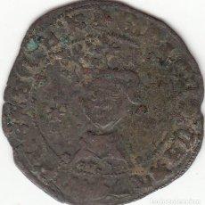 Monedas medievales: CASTILLA: ENRIQUE IV ( 1454-1474 ) CUARTILLO CUENCA / AB-744.5. Lote 135329922