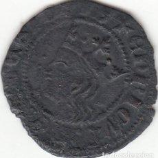 Monedas medievales: CASTILLA: ENRIQUE II (1368-1379 ) CRUZADO SIN CECA / AB-450. Lote 135492402