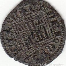 Monedas medievales: CASTILLA: ENRIQUE II ( 1368-1379 ) NOVEN BURGOS / AB-494.2. Lote 135682579